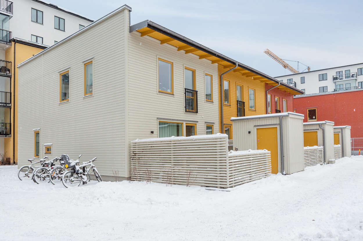 Fasader, 2-planshus