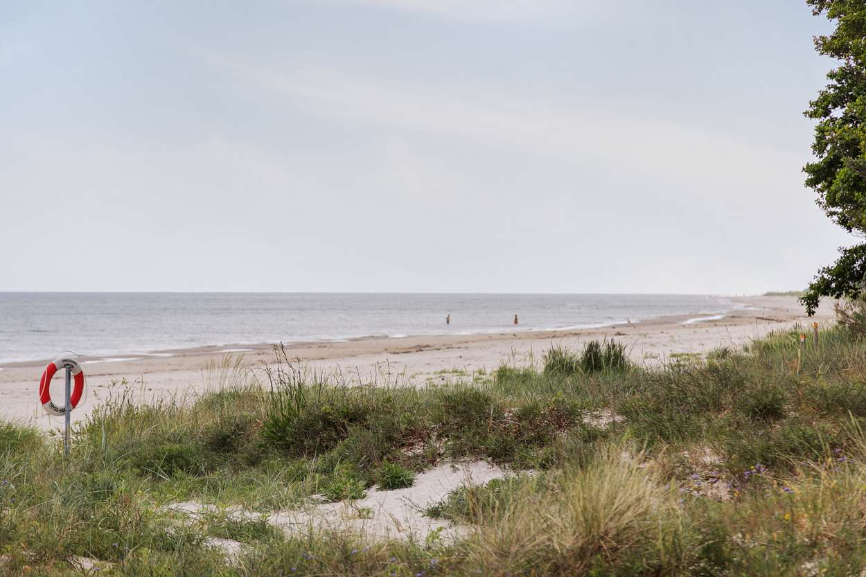 Kyhls Strand sommartid
