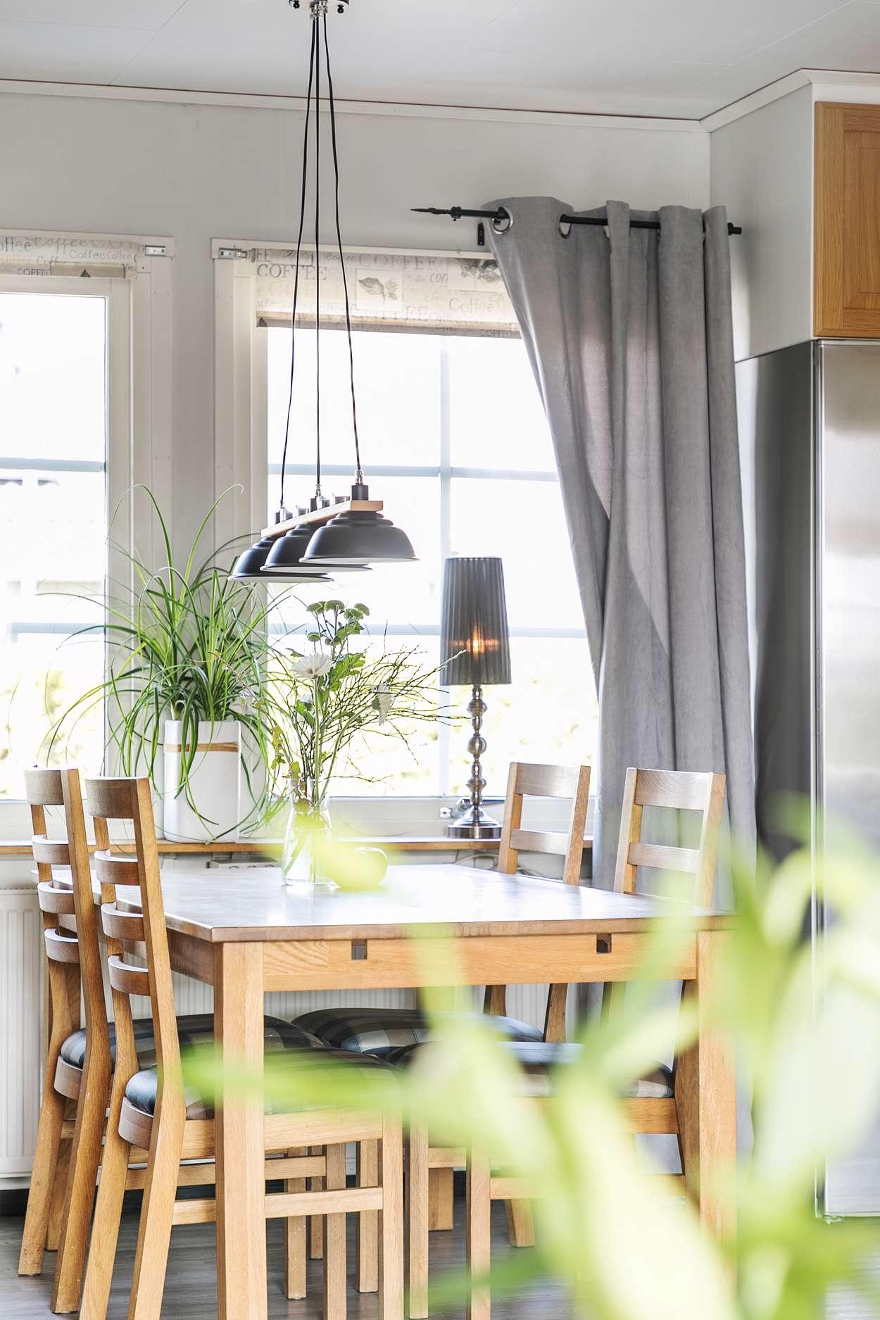 Kökets matplats