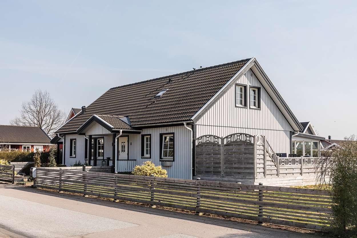Fräsch villa i Dösjebro