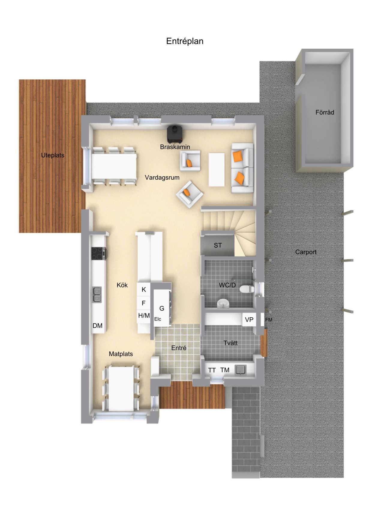 Badrum i toppskick saljer huset 2