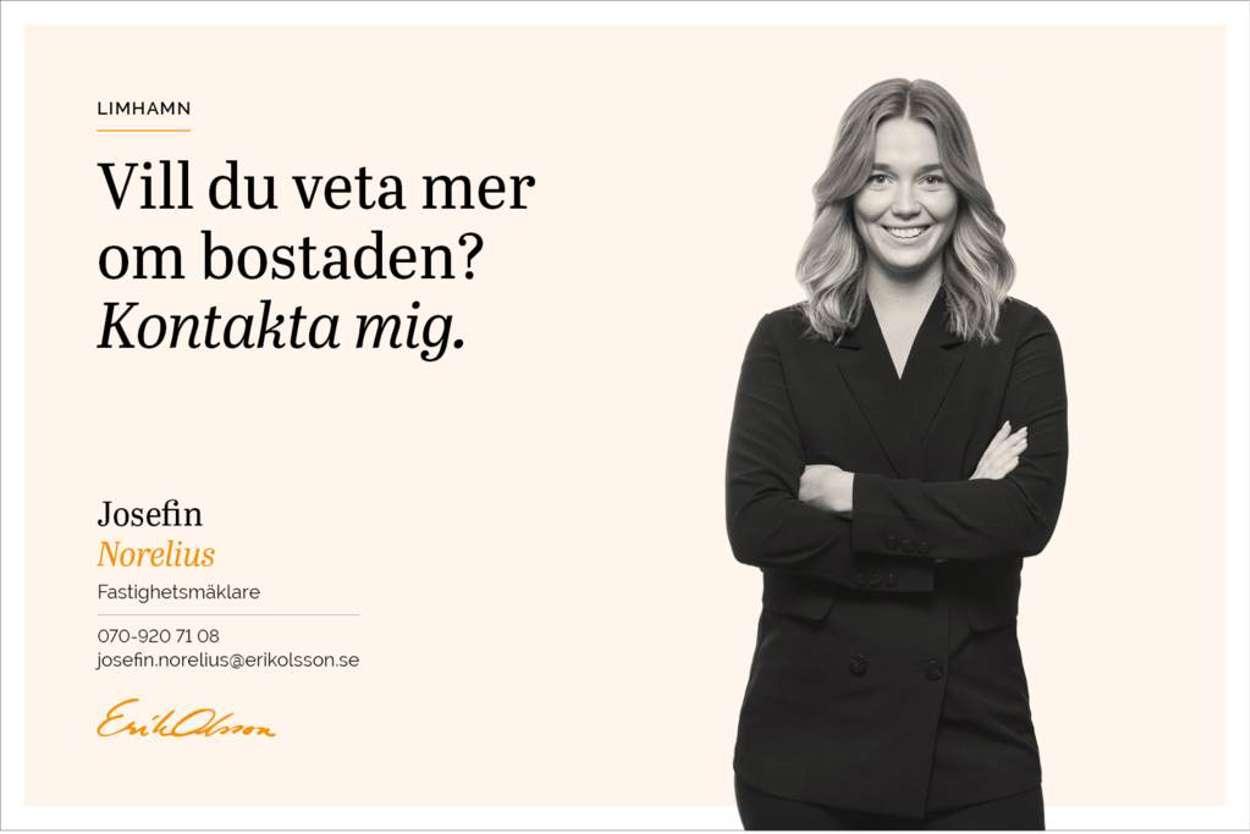 Flodesbilder - Kontakta mig - Josefin Norelius