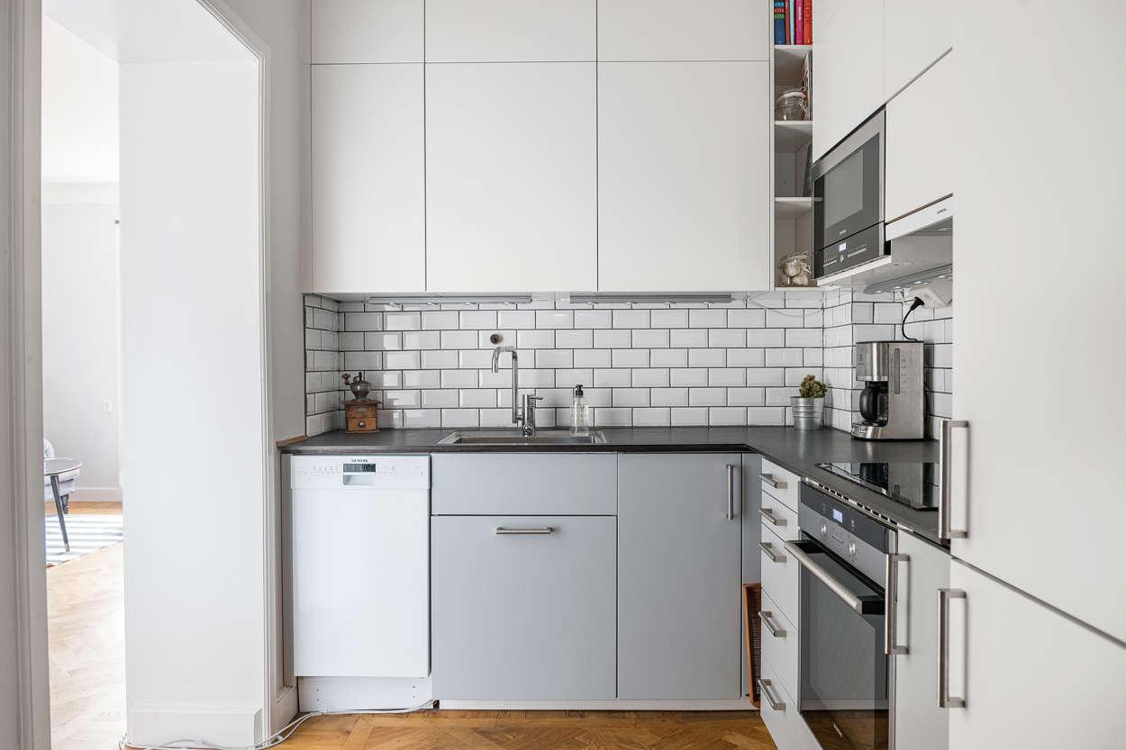 Modernt och väldisponerat kök