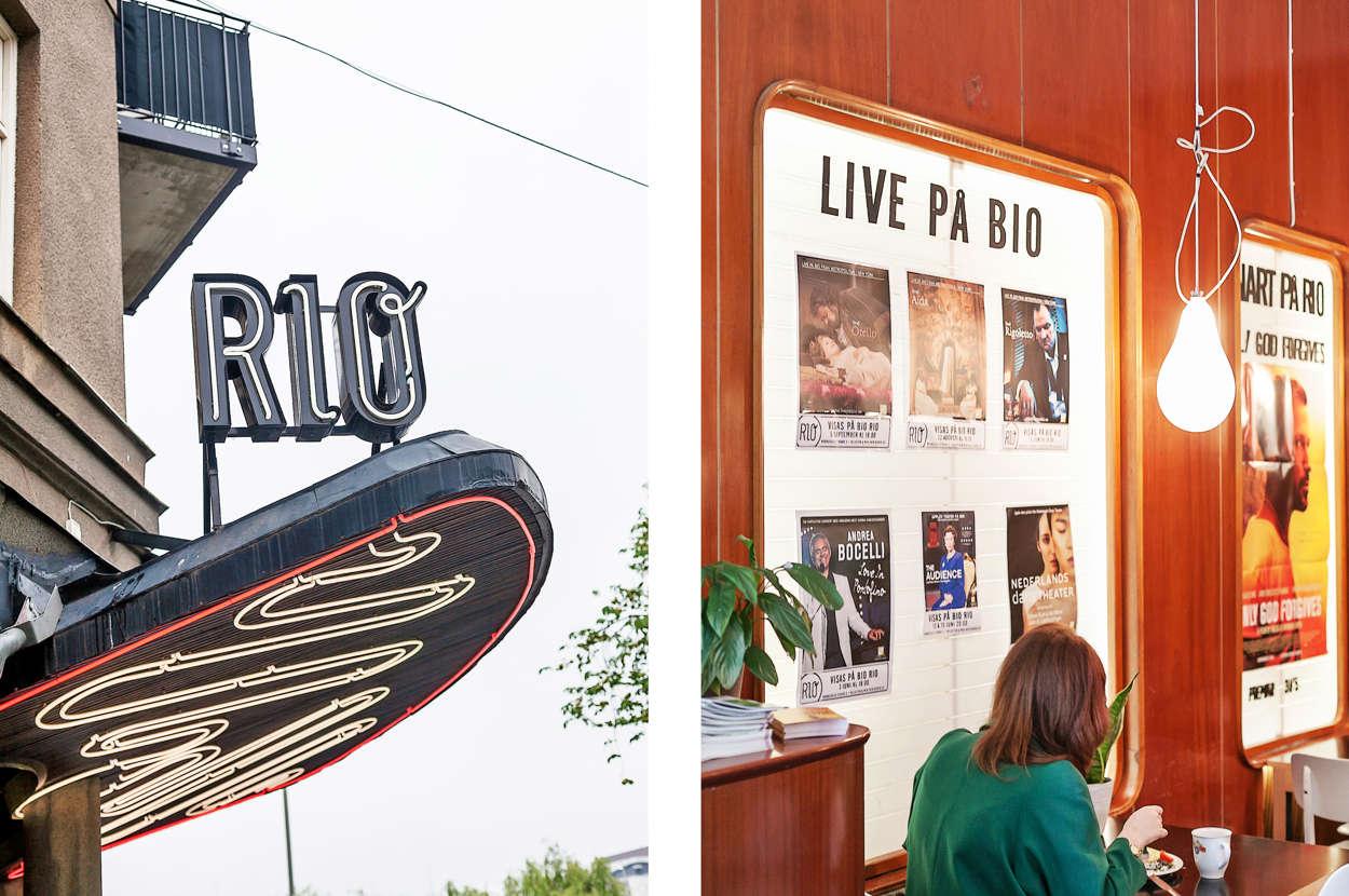 Närområdet - Bio Rio