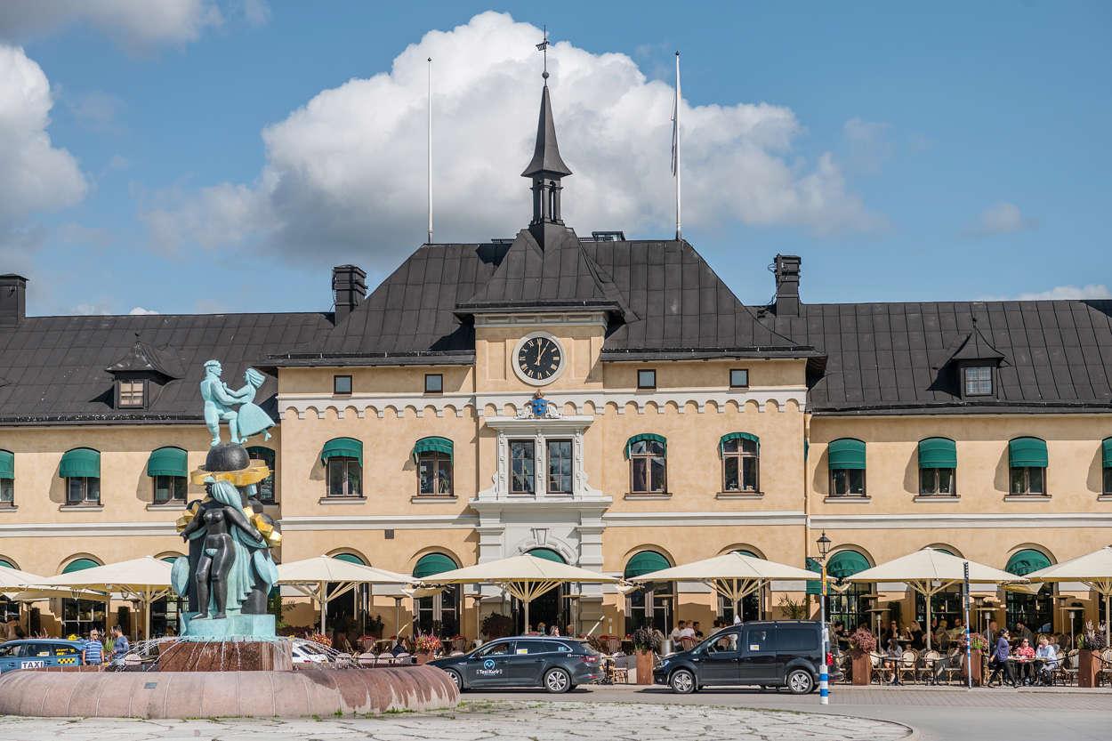 Resecentrum Uppsala