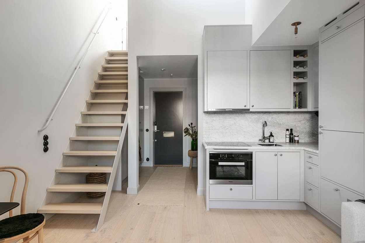 Bild från lägenhet 1605