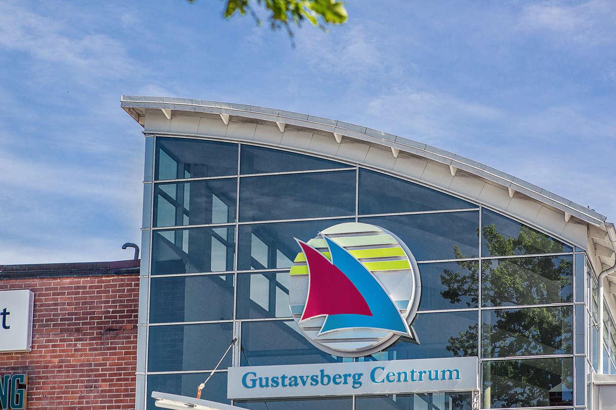 Gustavsberg centrum