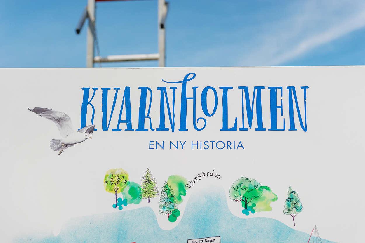 Varmt välkomna till Kvarnholmen