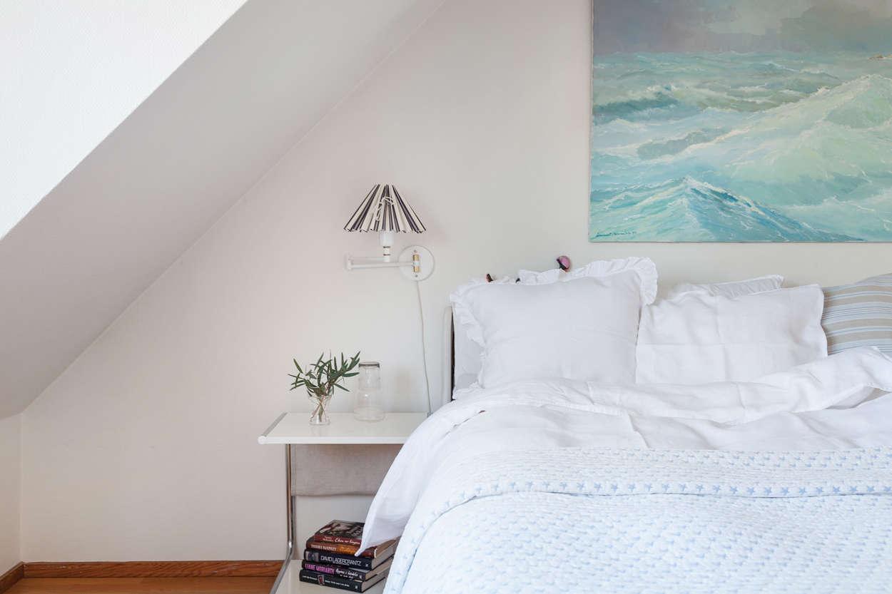 Detaljbild sovrum 1