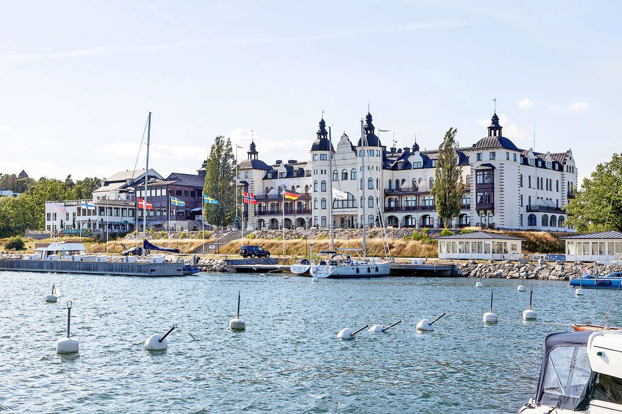 Grand Hotell i Saltsjöbaden