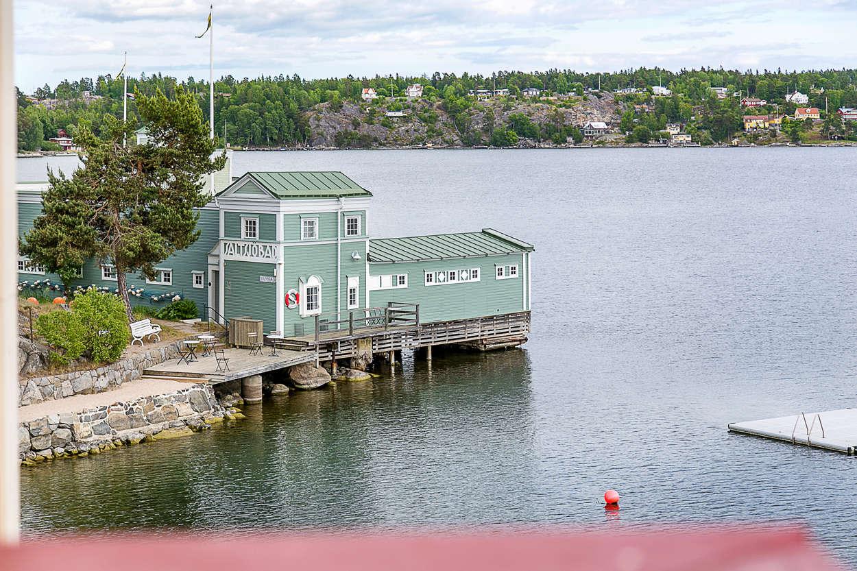 Kallbadhuset i Saltsjöbaden