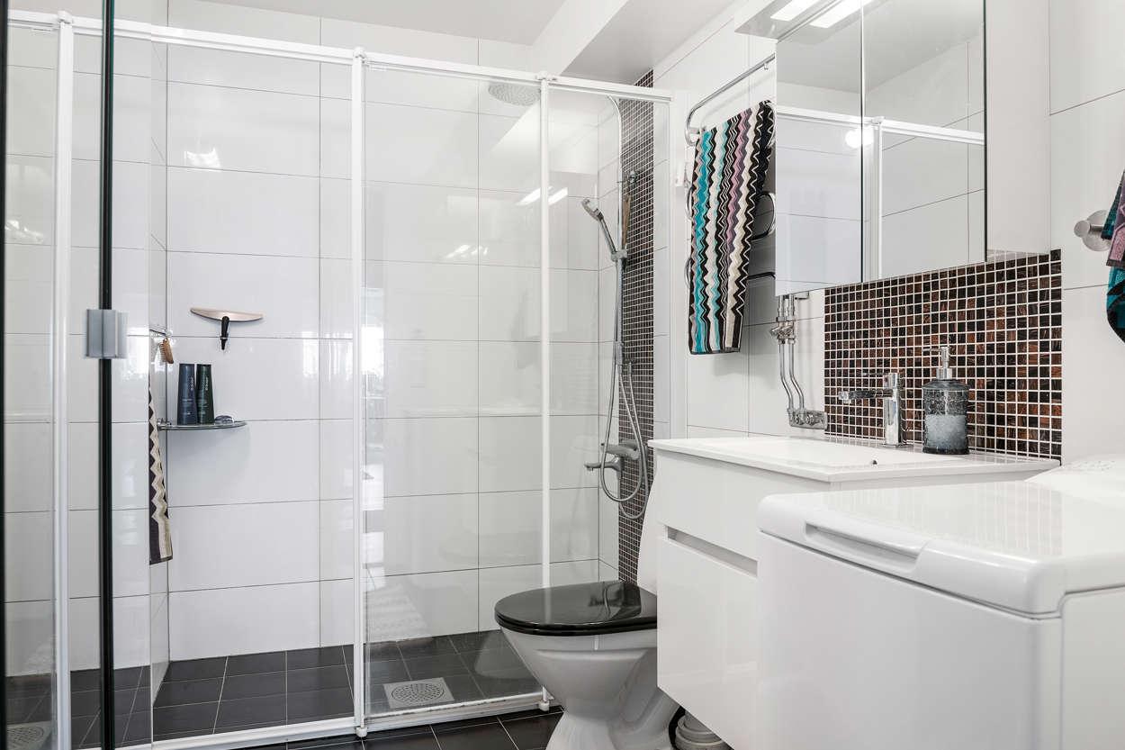 Renoverat badrum