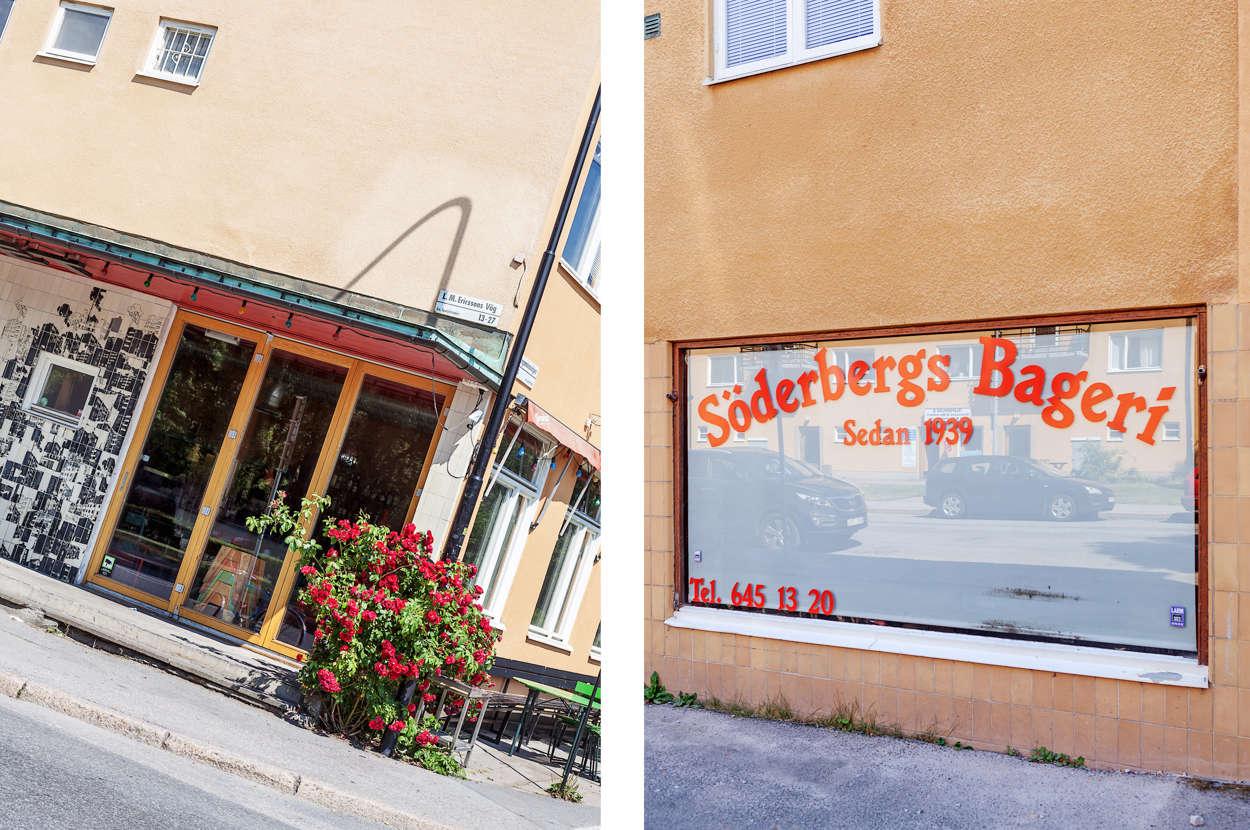 Landet och Söderbergs Bageri