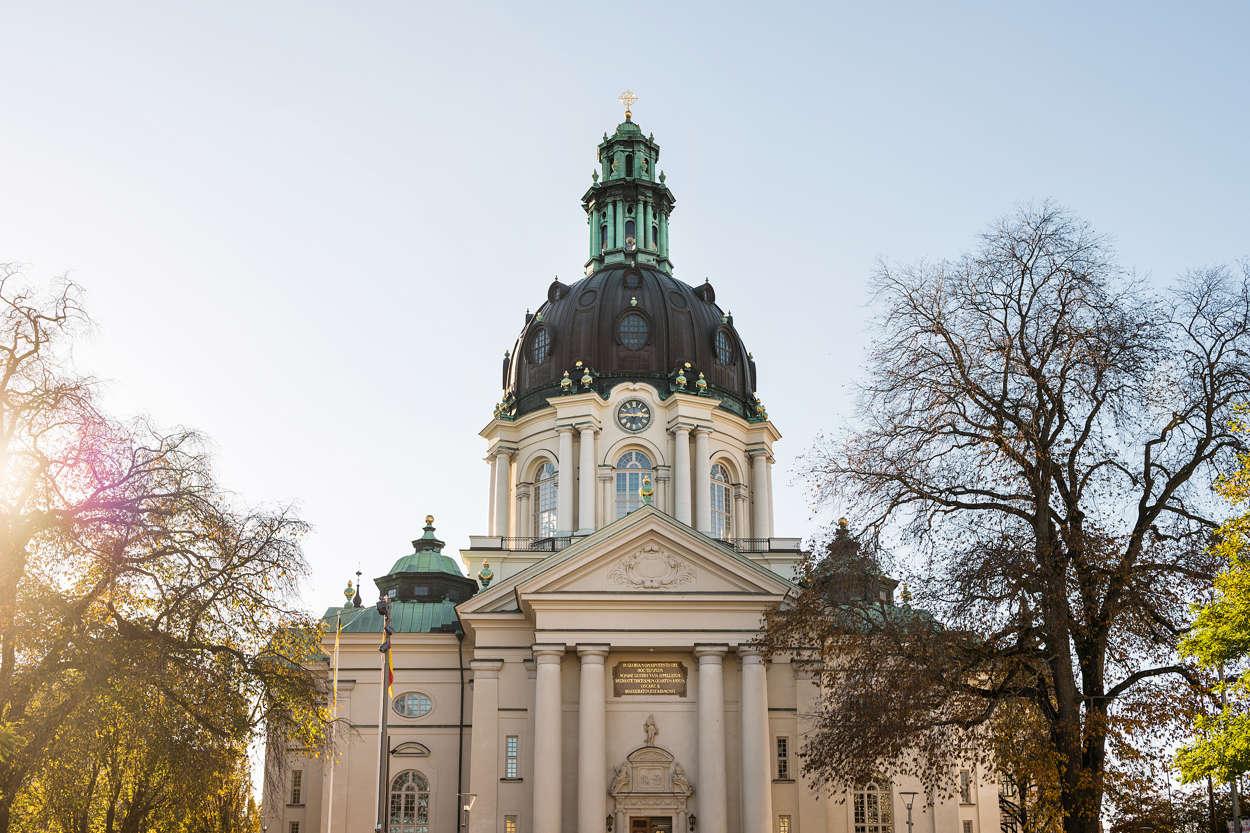 Gustav Vasa Kyrka Odenplan