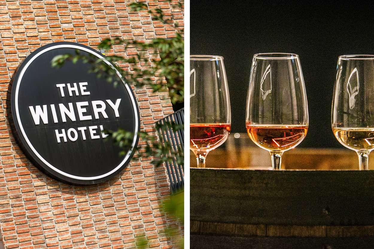 The Winery Hotel i Solna
