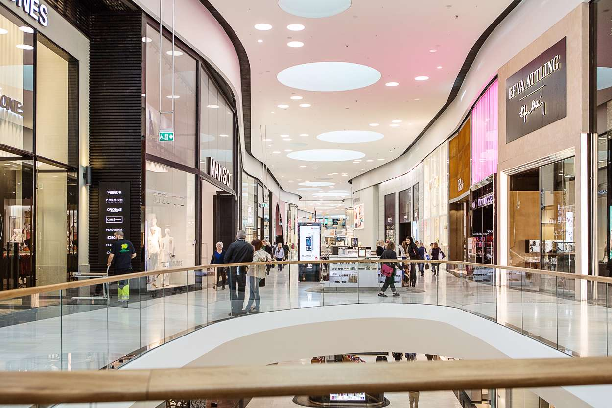 Mall of Scandinavia: shopping i världsklass