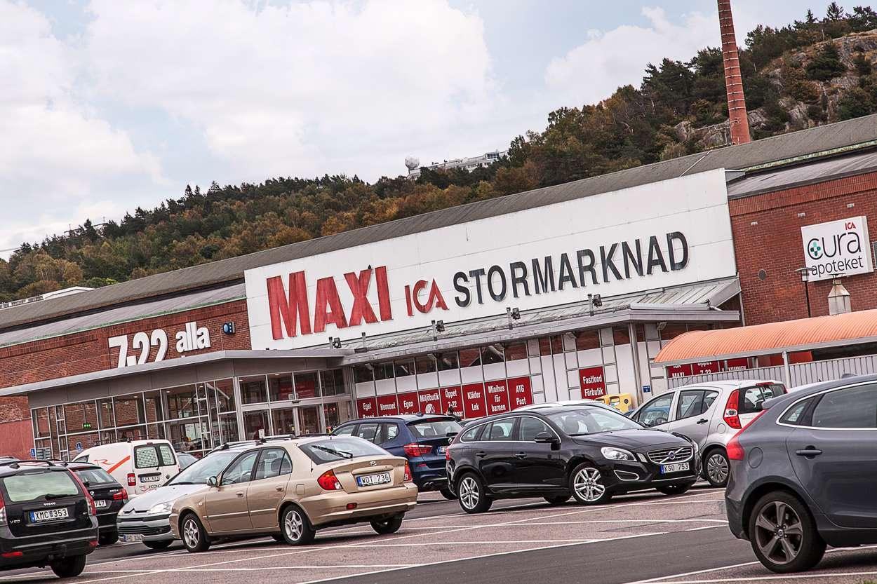 Ica Maxi Mölndalsvägen