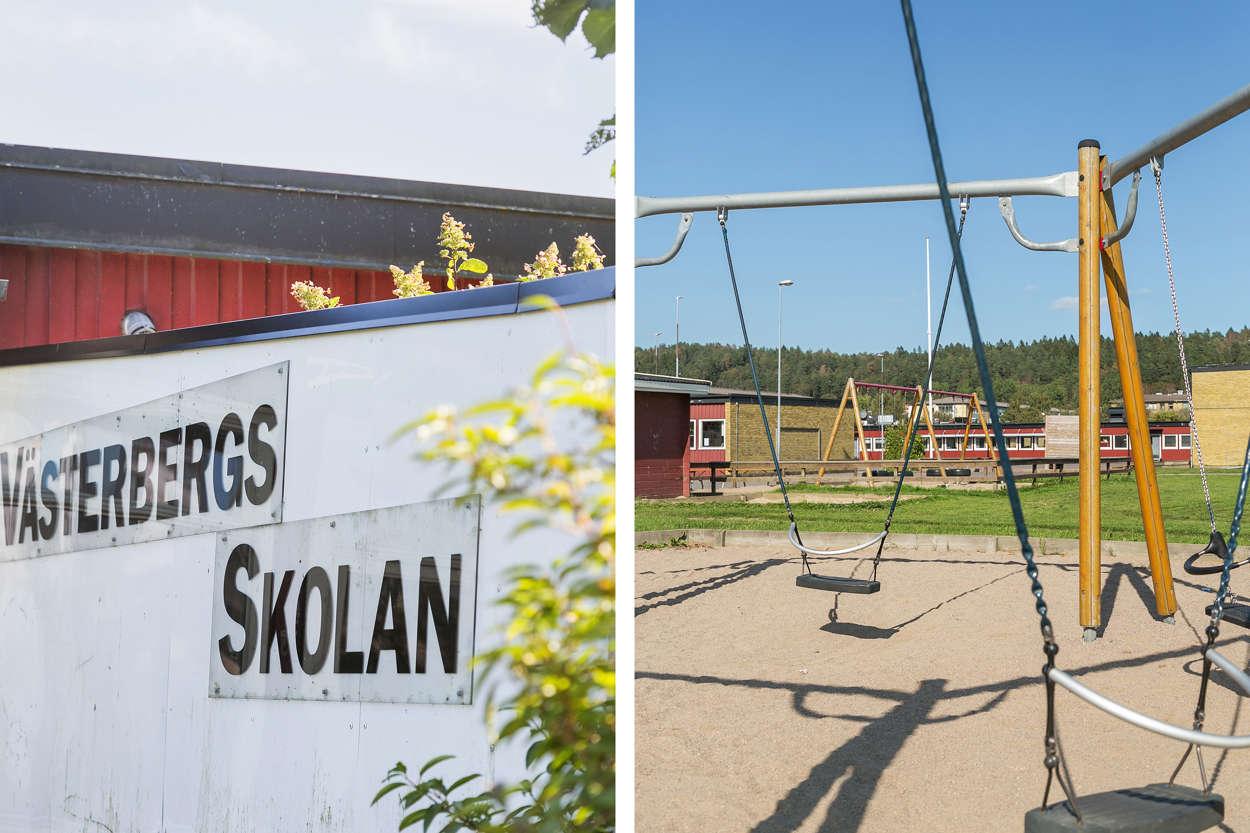 Västerbergsskolan i Bifrost