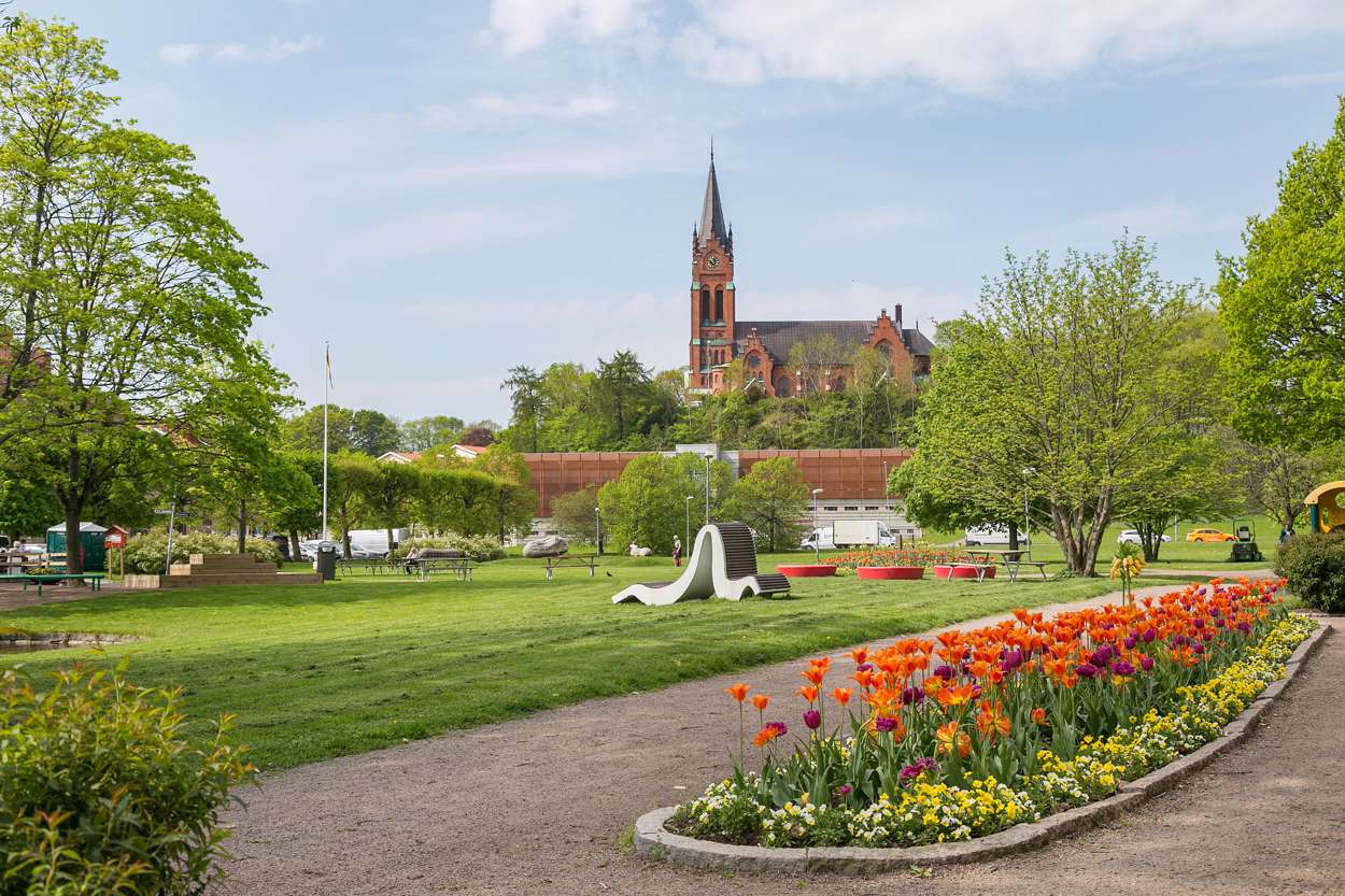 Mölndal stadspark