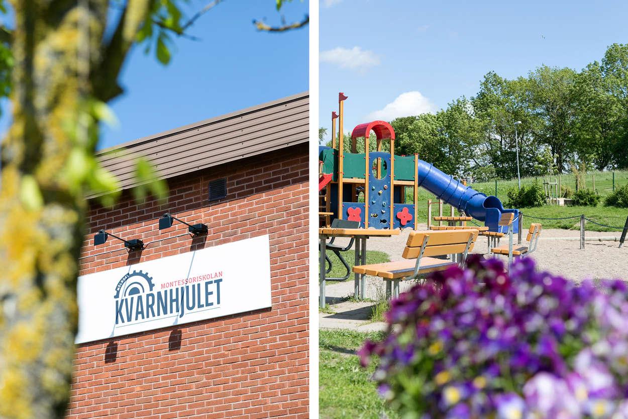 Kvarnhjulet Montessoriskola