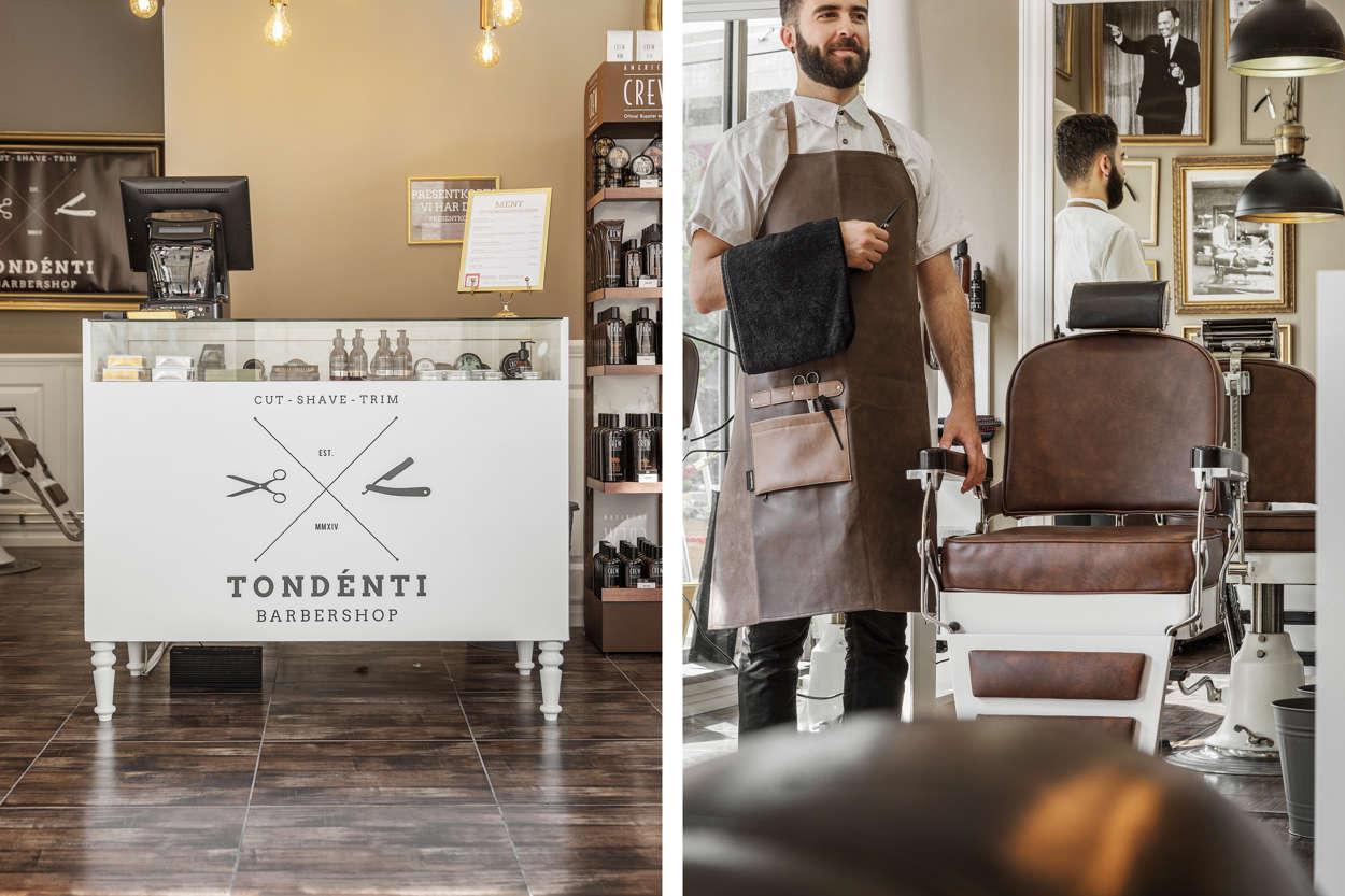 Tondénti Barbershop