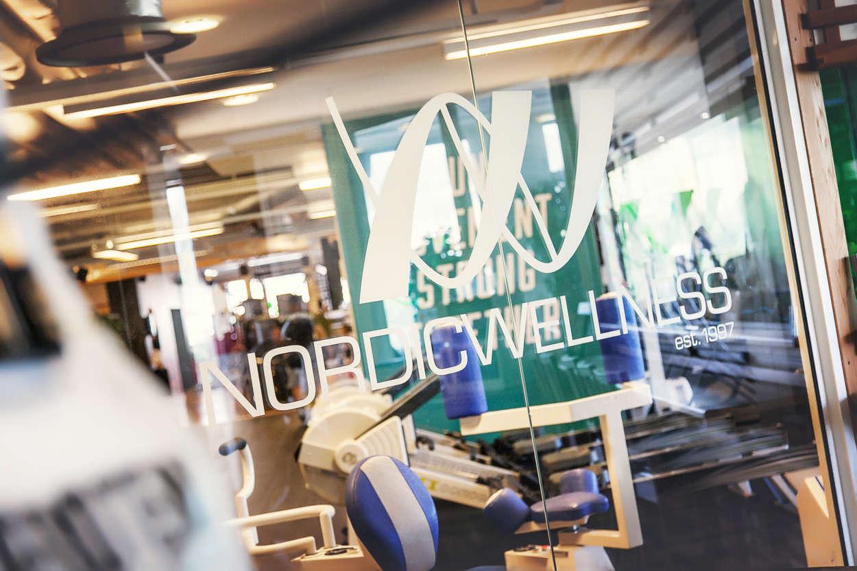 Nordic Wellness Backaplan är kedjans största gym