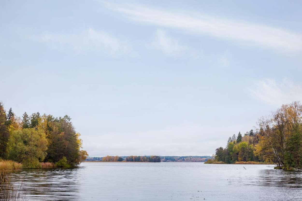 Sjön Fysingen