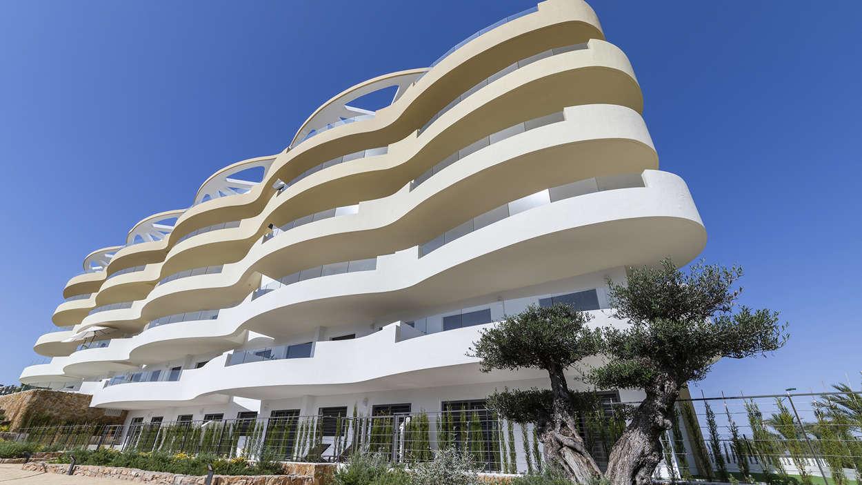 Spånnande balkonger