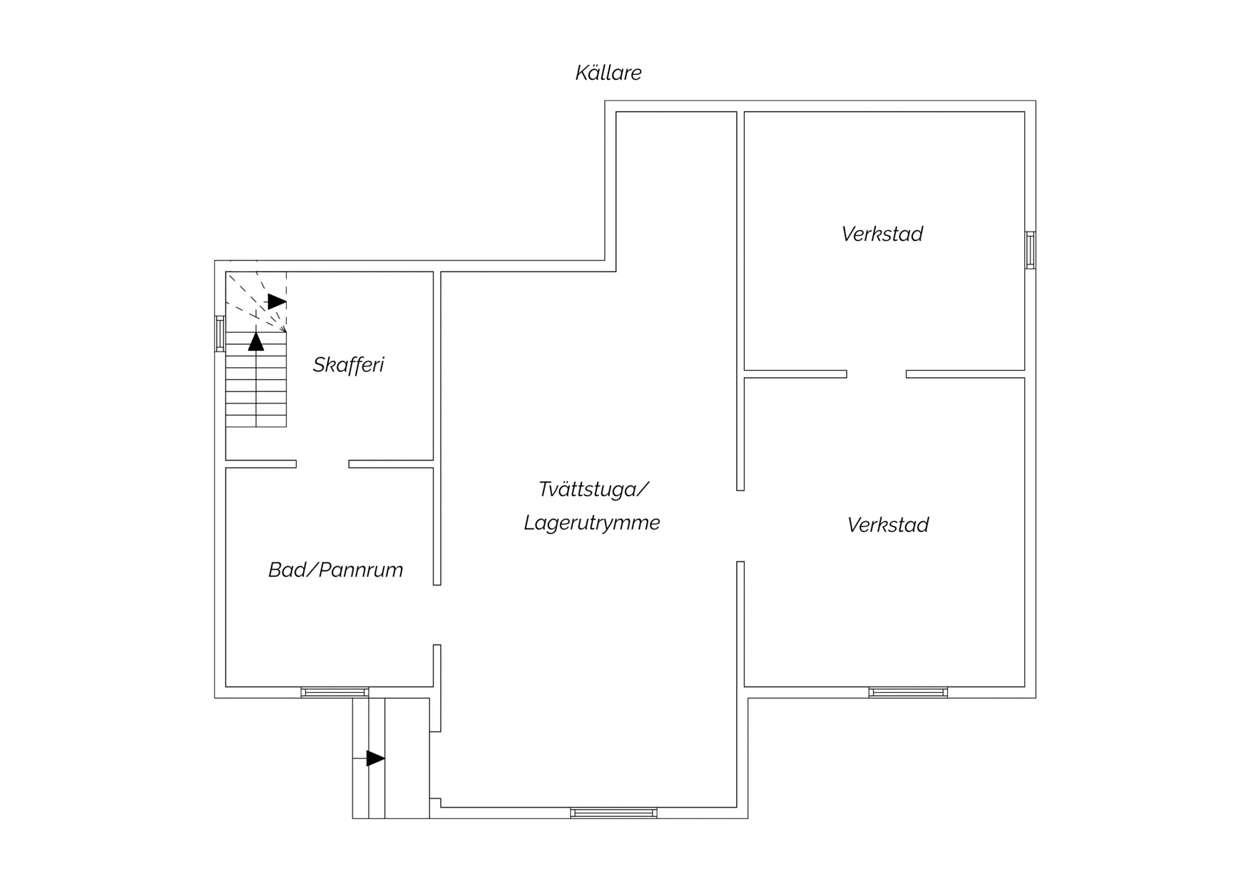 källare