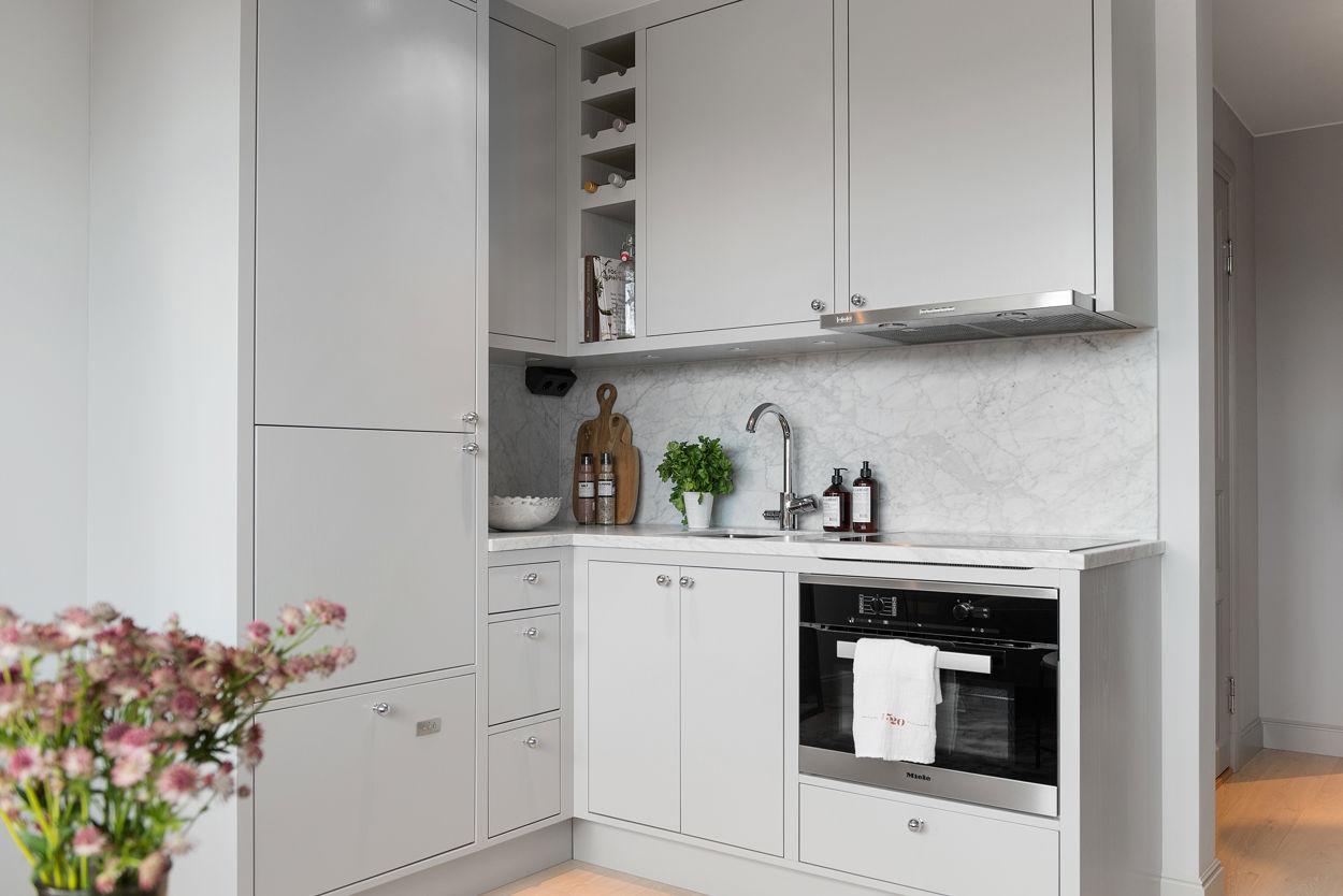 Bild från lägenhet 1604 - fullt utrustat kök