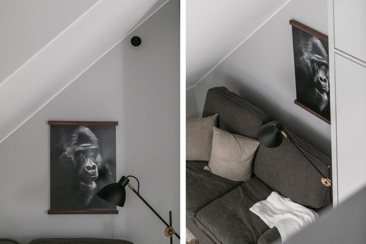 Bild från lägenhet 1607