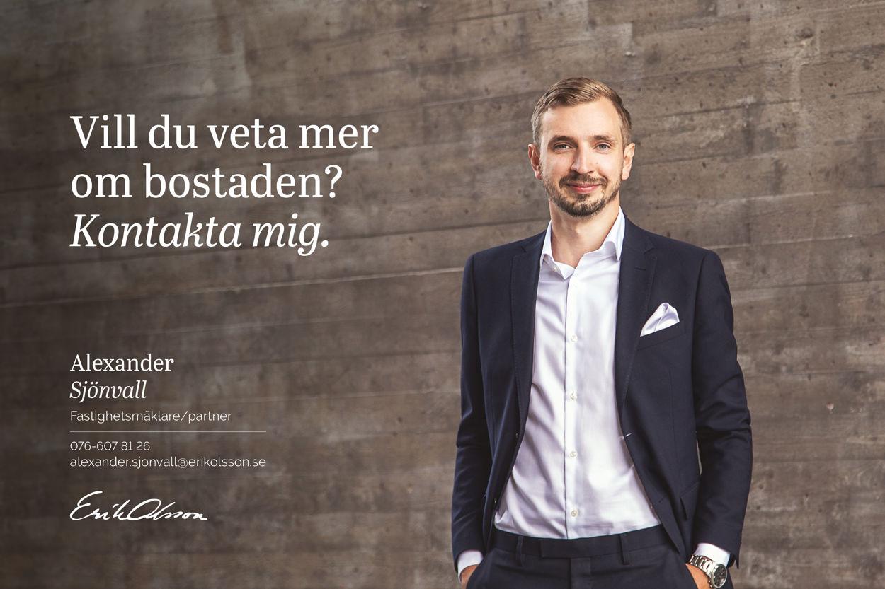 Alexander Sjönvall